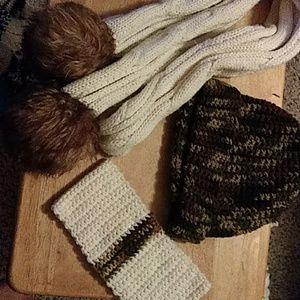 Head band /scarf/hat